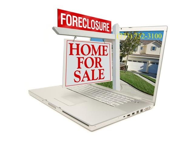 Find current Chicago Illinois foreclosures and Chicago, IL foreclosed homes.